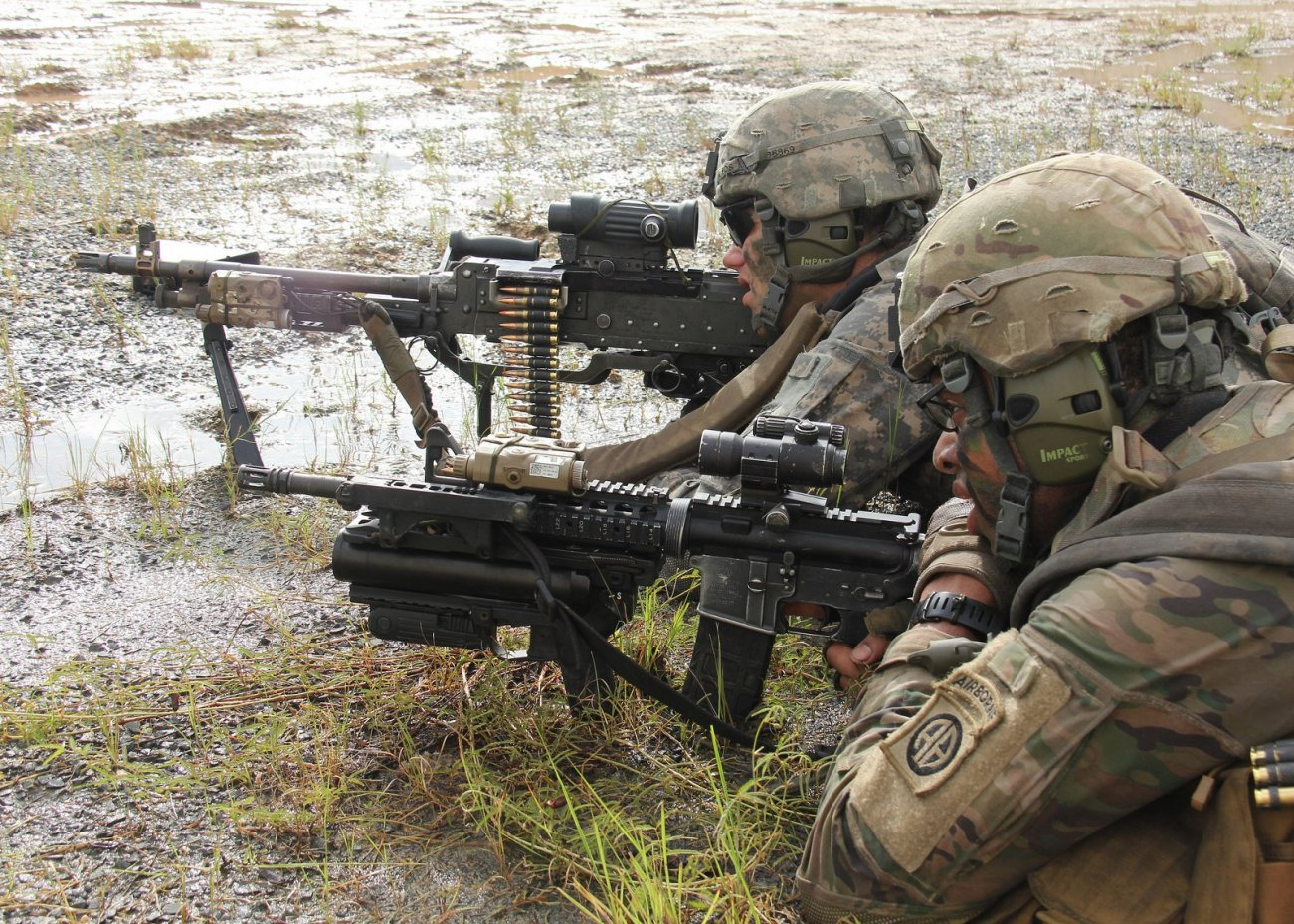 Army Dream: A Rifle That Can Fire Up to 5 Rounds at One Time