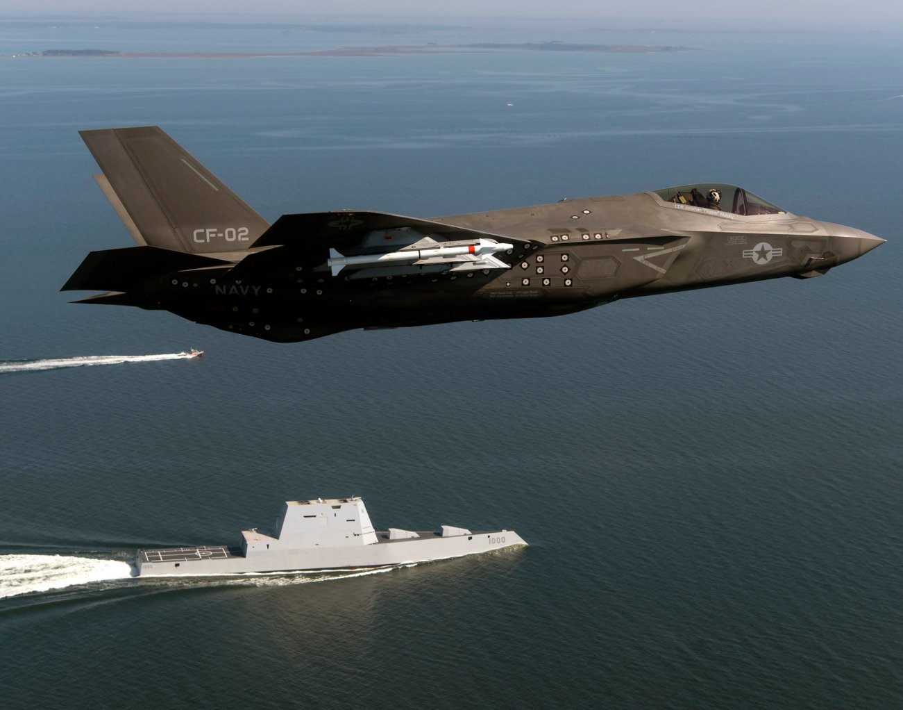 More Aircraft Carriers: The F-35B Is Revolutionizing The Navy's 'Harrier Carrier' Concept