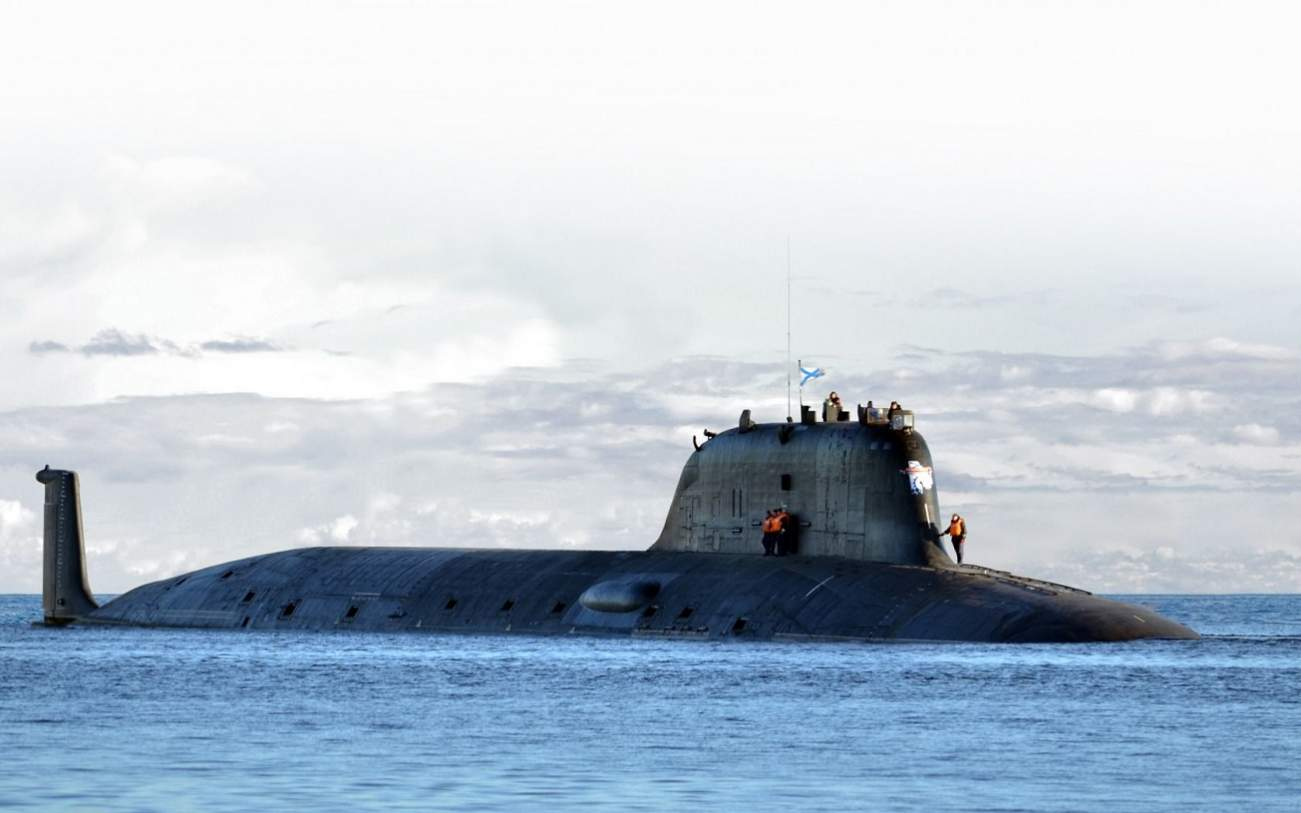 This Russian Submarine Is More Than a Match for the U.S. Navy