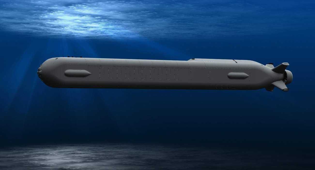 The U.S. Navy Has Orca Robot Submarines on the Way that Could Transform Naval Warfare