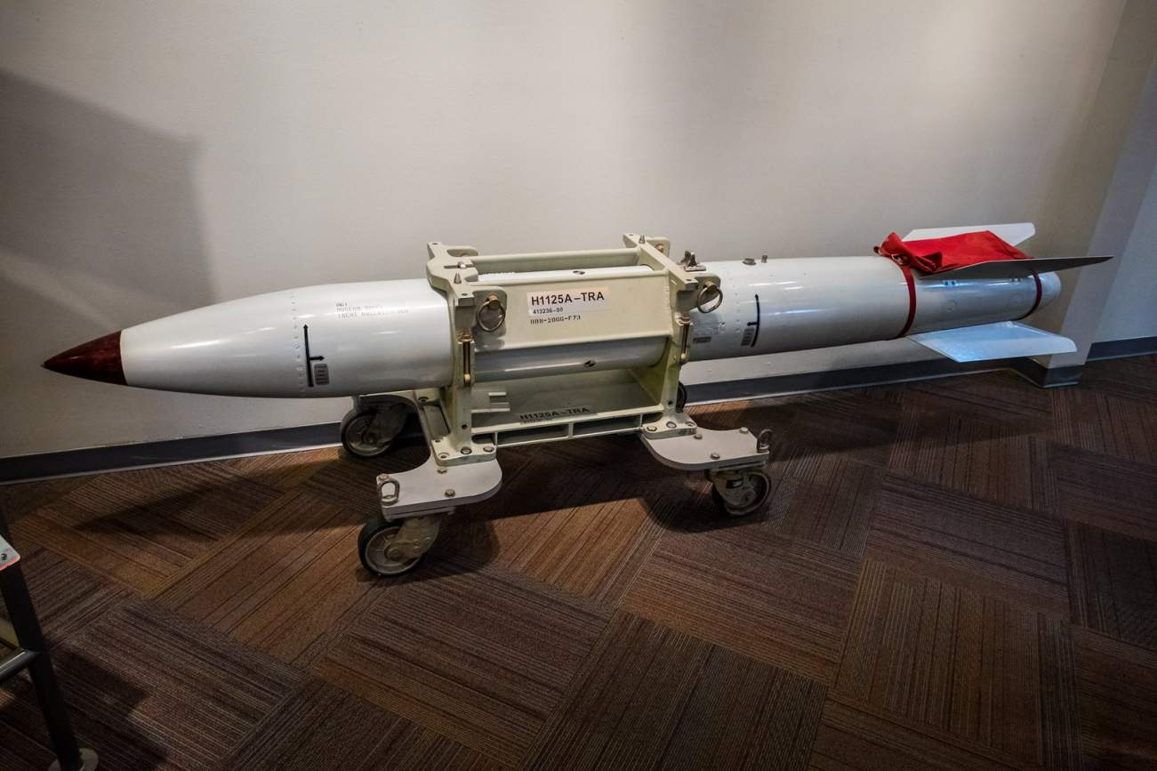 Nuclear Nightmare: Why America's B61-12 Tactical Nuke Is so Dangerous