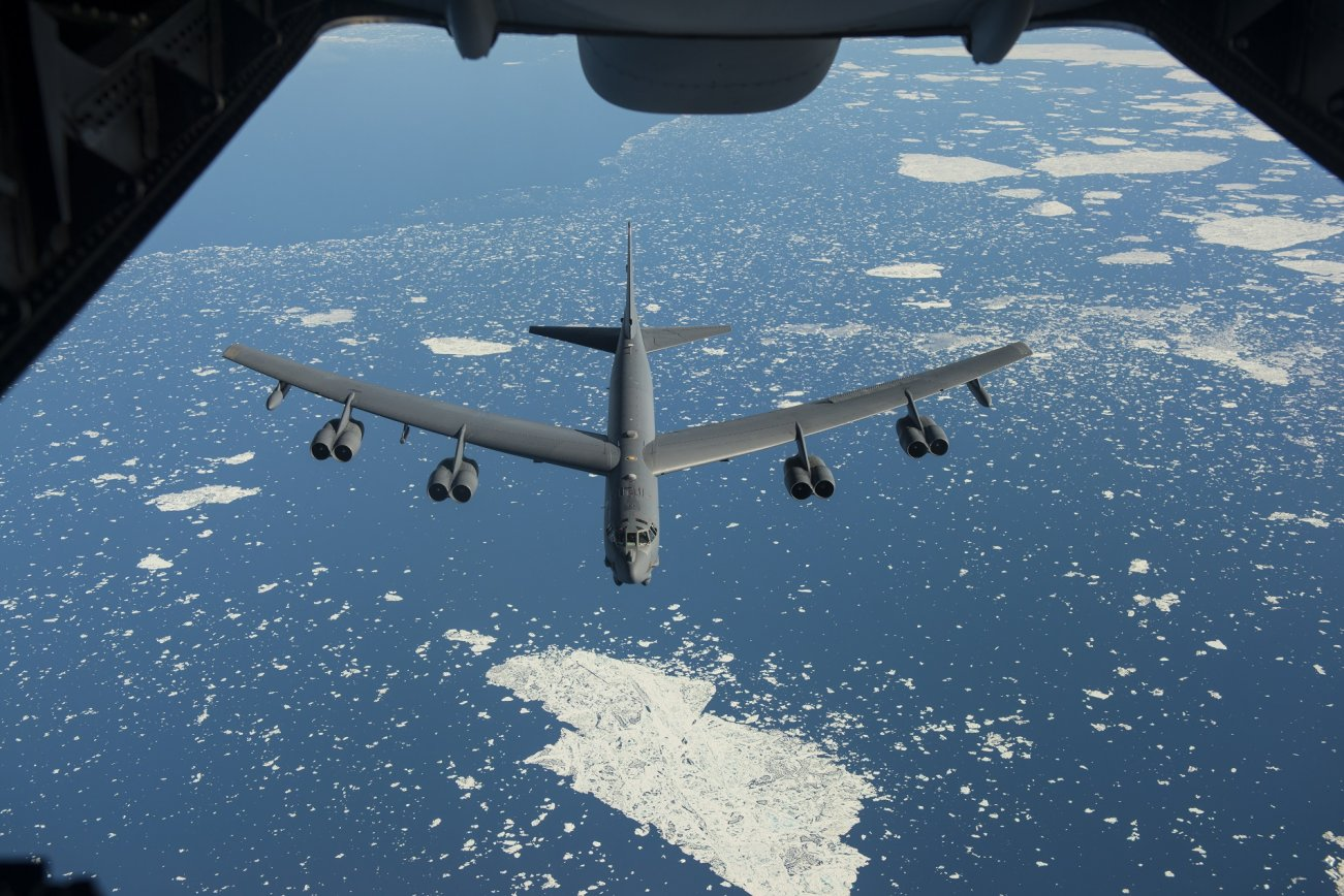 Imagine This: Israel Armed with B-52 Bombers
