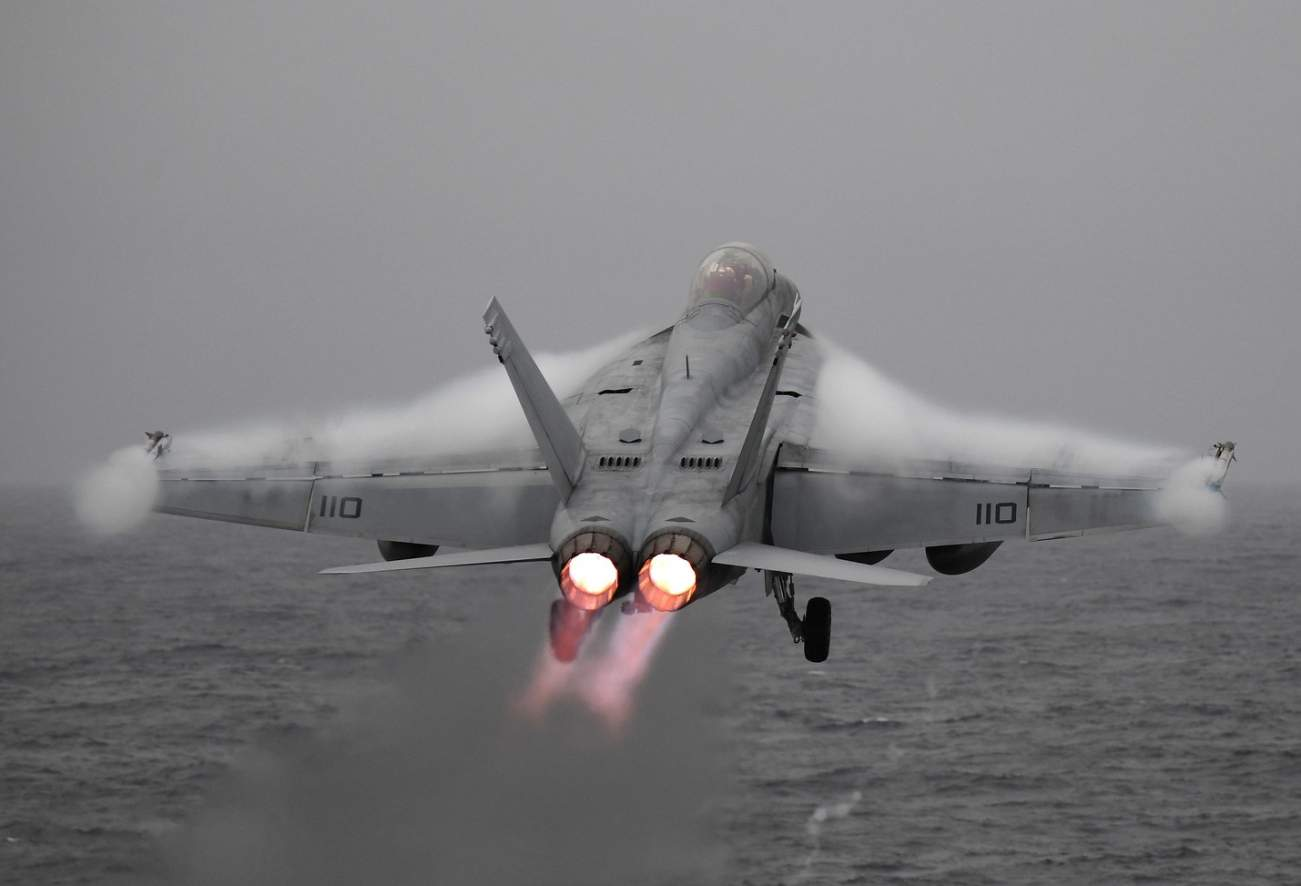 U.S. Navy Pilots Lack the Skills to Defeat Chinese and Russian Pilots in Combat