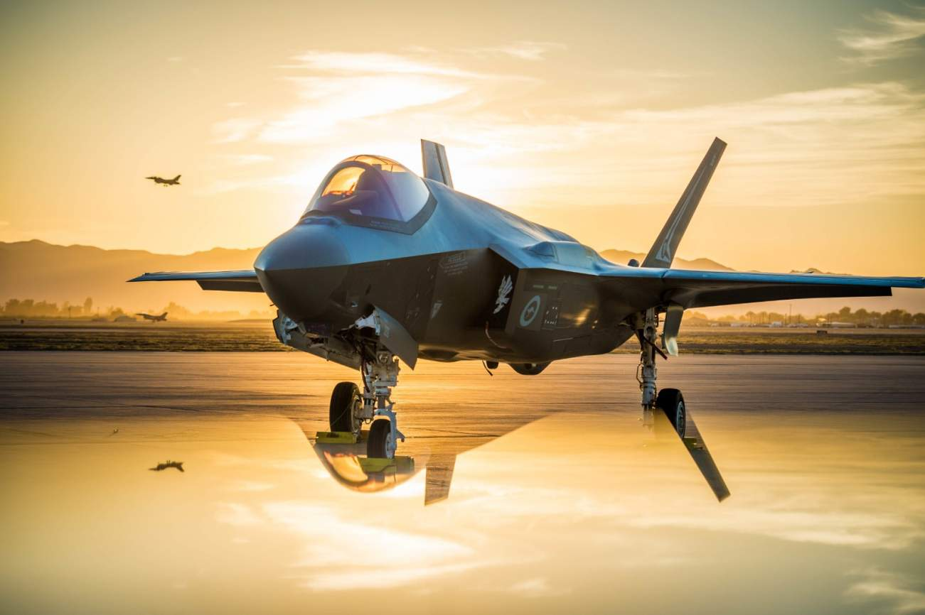 This NATO Member Regrets Buying America's F-35 Stealth Fighter