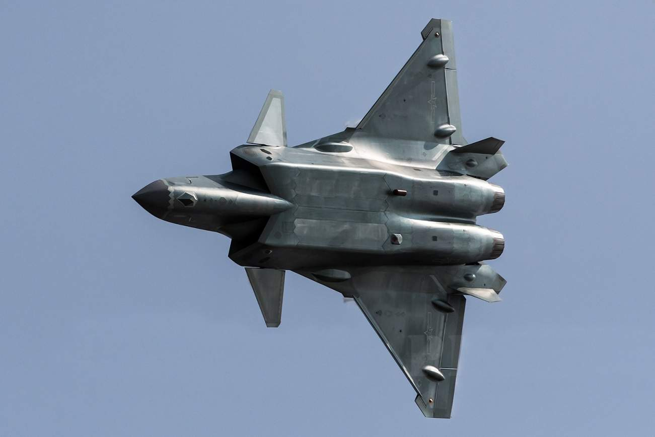 You're Going to Die: 5 Ways China Can Go to War from the Sky (And Win a War)