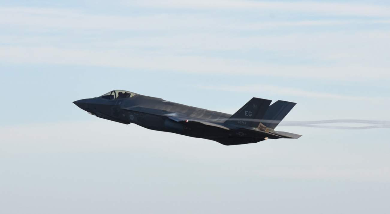 The F-35 Is More 'Flying Computer' Than Fighter Jet, And That's Changing How America Fights