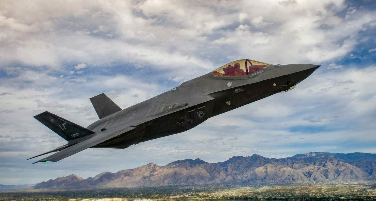 Watch This: The F-35 Taking On Multiple Targets Is Like Nothing You've Ever Seen