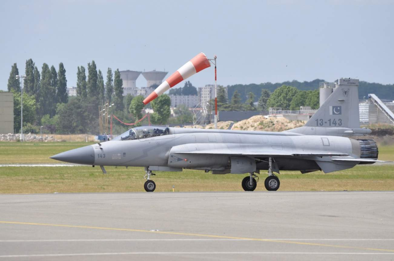 China Should Thank America's F-16 For The Success Of Its JF-17 Fighter