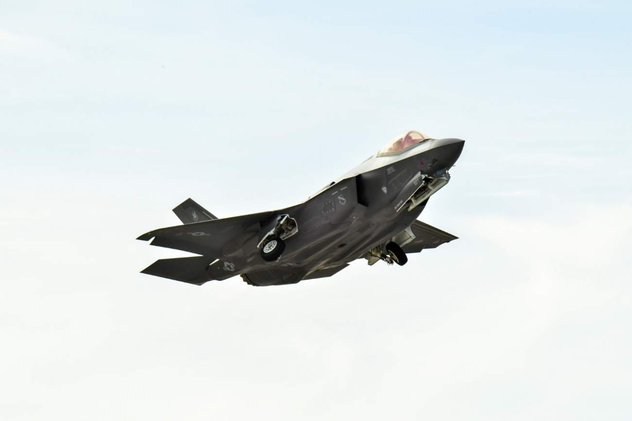 The F-35 Will Soon Be Outclassed By 6th Generation Fighters