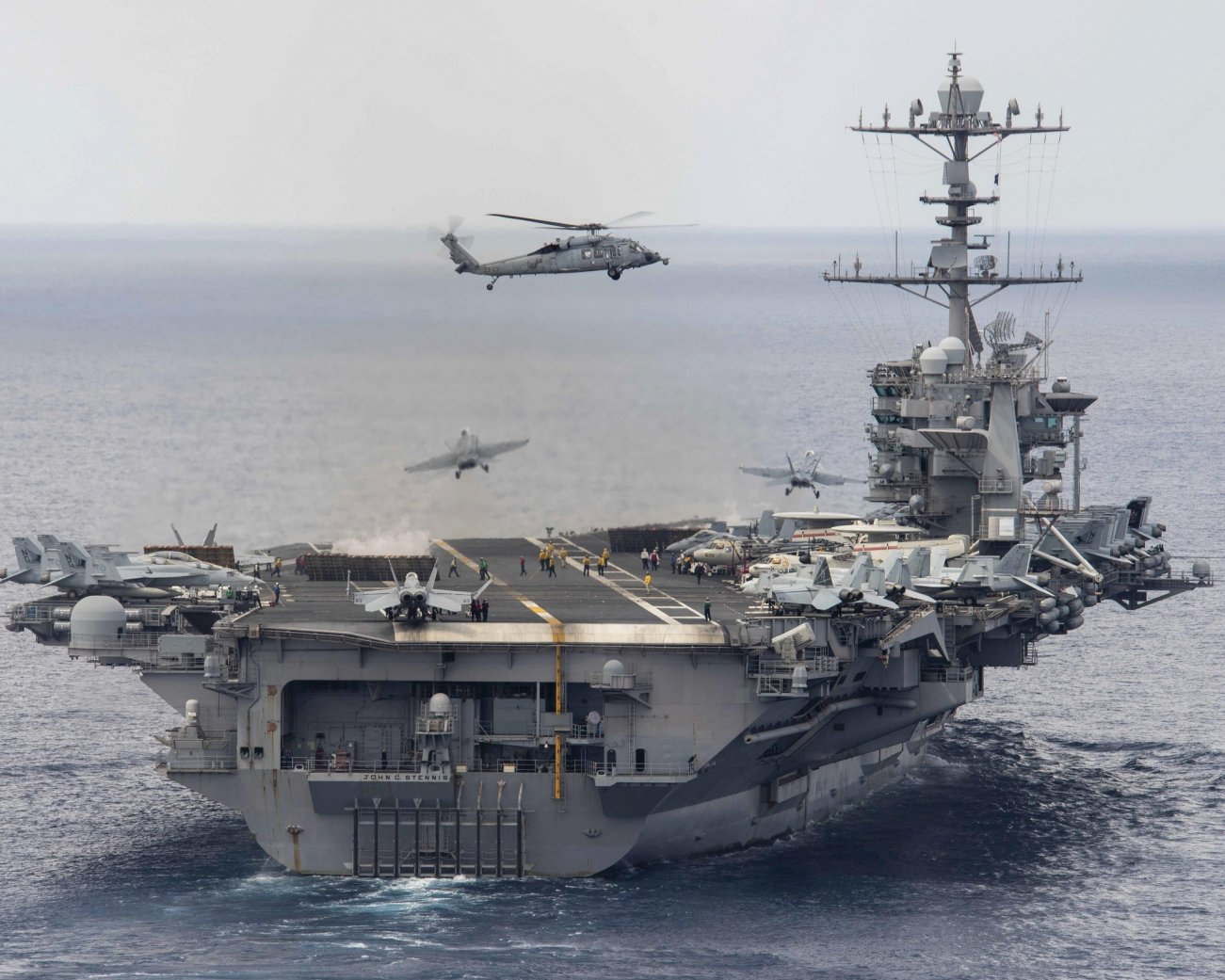 Are Freedom of Navigation Operations in East Asia Enough