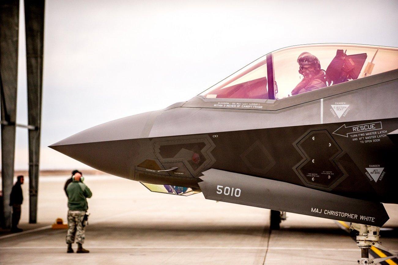 North Korea's Worst Nightmare Has Come True: Stealth F-35s Have Arrived Next Door