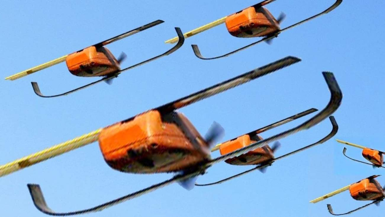 Swarm Hell: Can the U.S. Army Stop Hundreds of Drones Armed with Explosives?