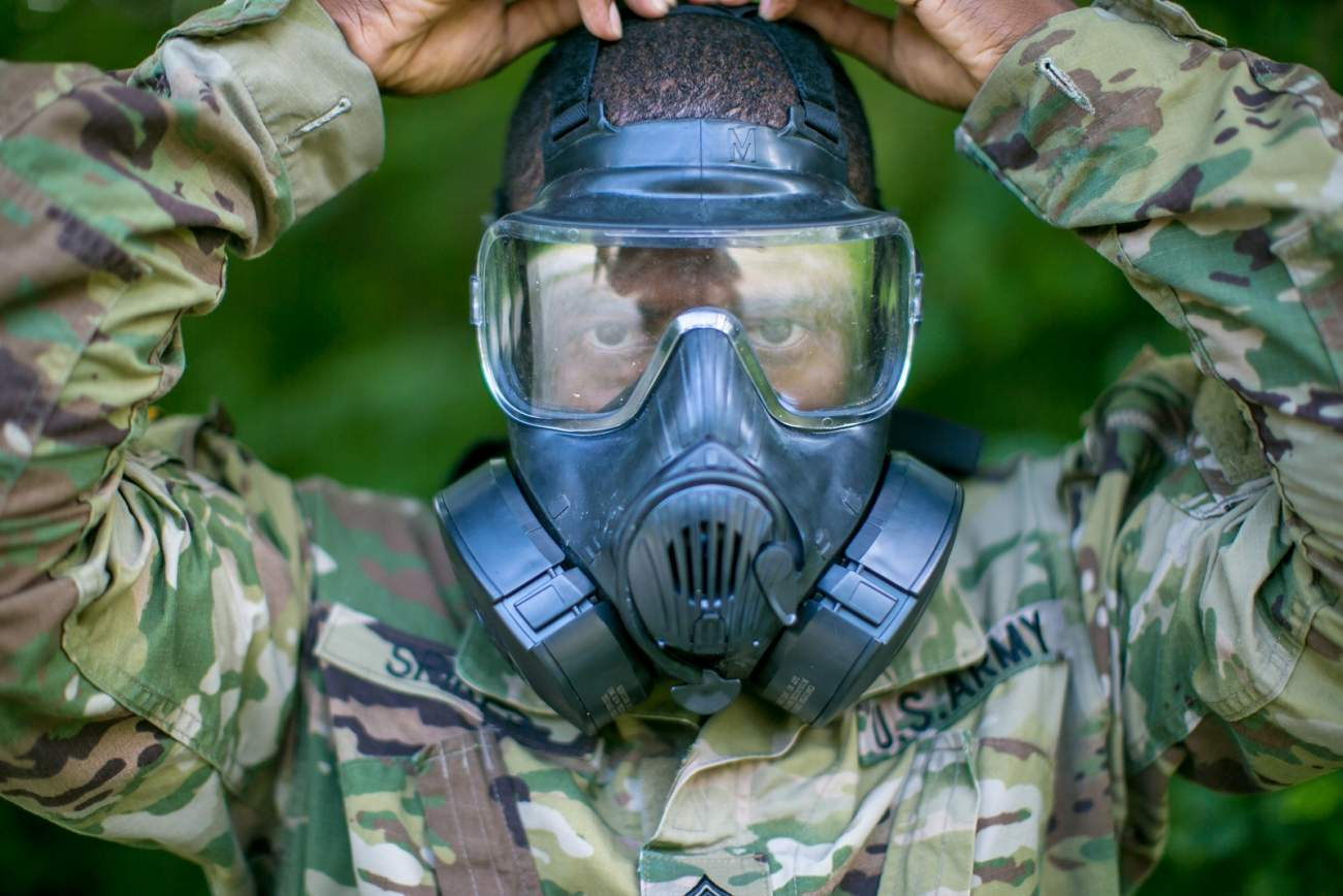 Worst Way to Die? Being Gassed by a Chemical Weapon Named Sarin