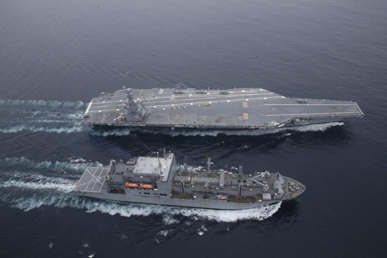 America's Ford-Class Aircraft Carriers Could Be a Game-Changer