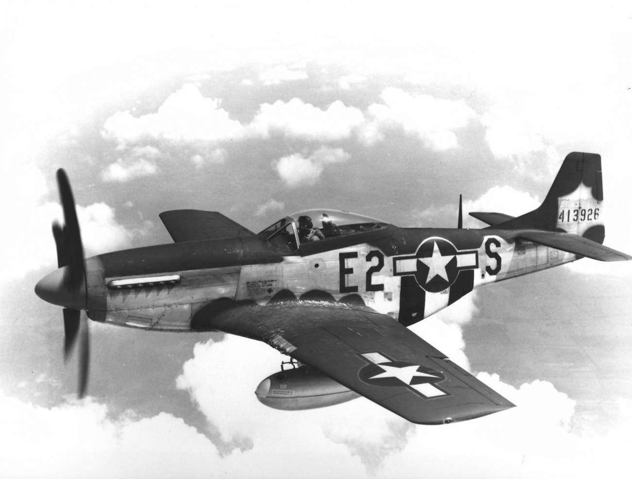 America's P-51 Mustang Was A Legend During World War II