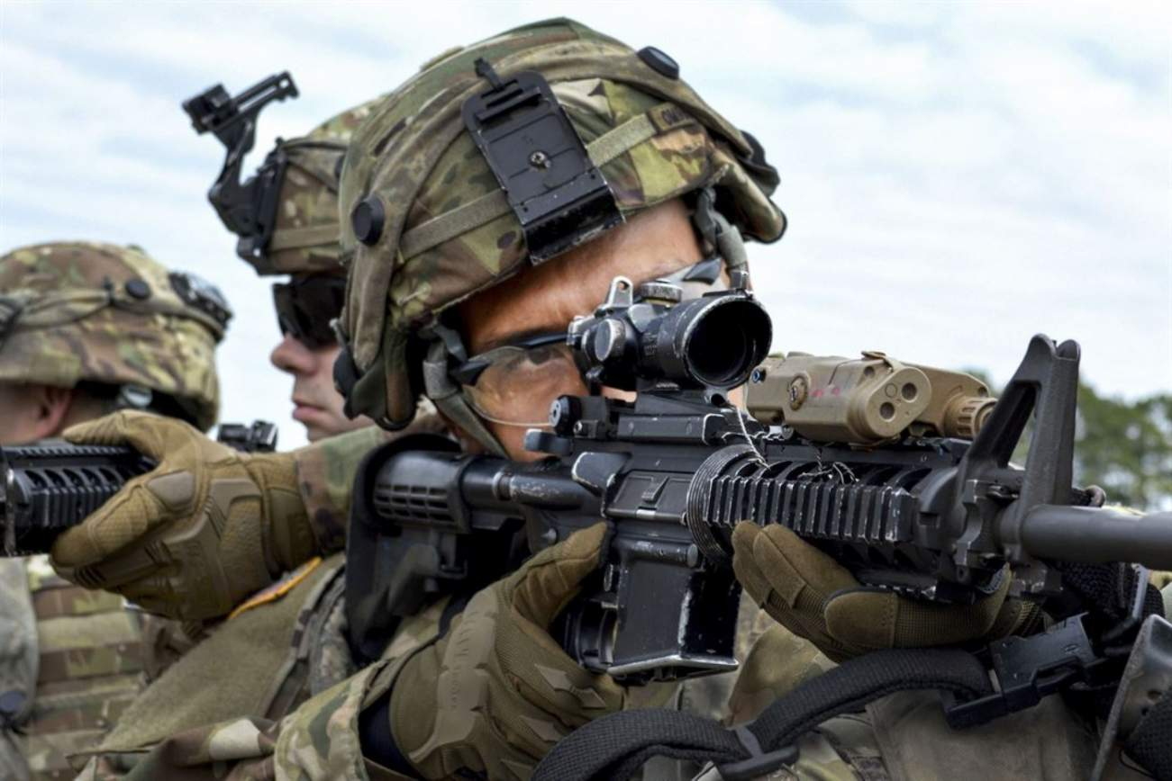Meet The Army's 'Suicide Squad' That Was Meant To Take Down Russia's Special Forces