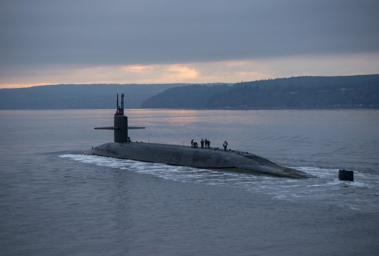 See This Missile Submarine? It Can Destroy an Entire Country in Minutes.