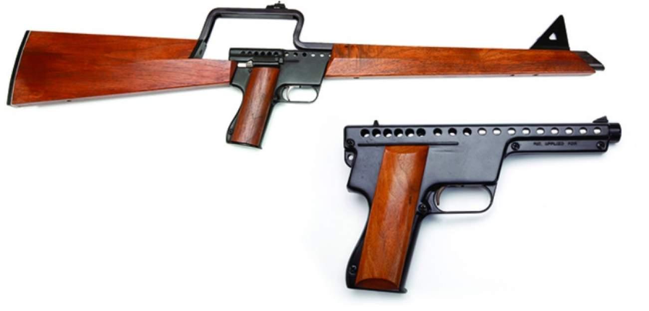 The Gyrojet Rocket Gun Has No Equal (And NO Ammo)