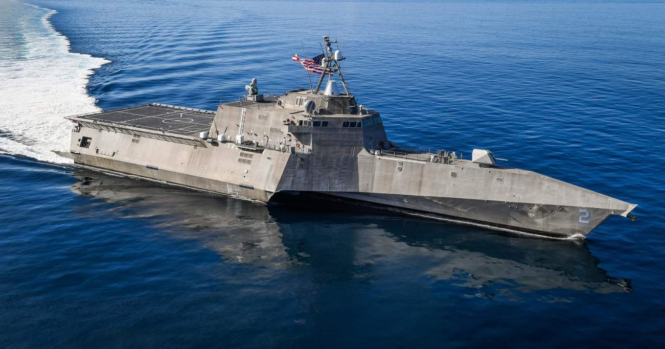 The Navy Has 21 Of These Warships. The Problem: What Do You Do With Them?