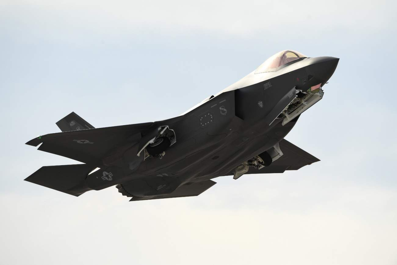 The Reg Flag Exercise Showed That The F-35 Stealth Fighter Is Even Better Than You Think