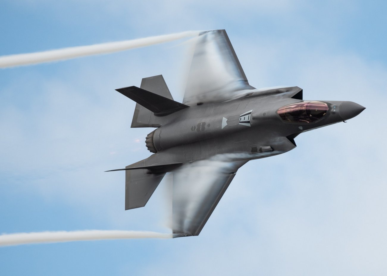 The F-35 Is Going Nuclear (And That's Bad News For America's Enemies)