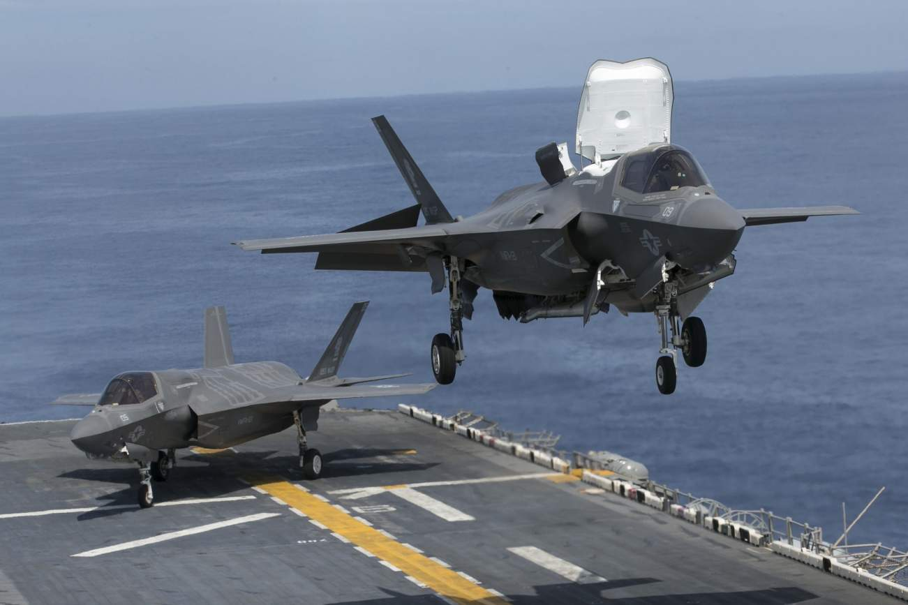 History Proves Taking on the U.S. Navy Is a Really Bad Idea