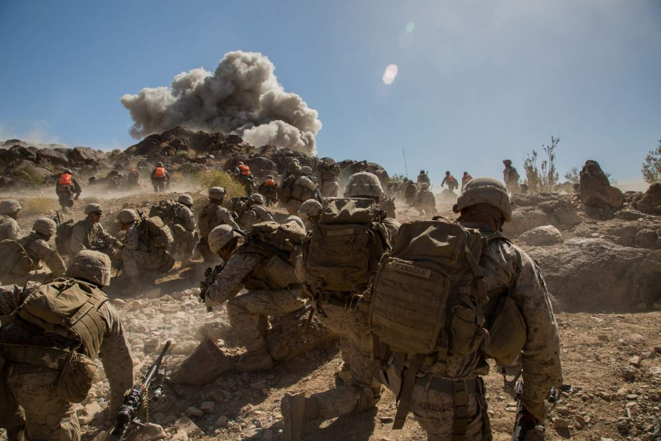 The Marines' Are Preparing To Fight Near Russia And China's Borders