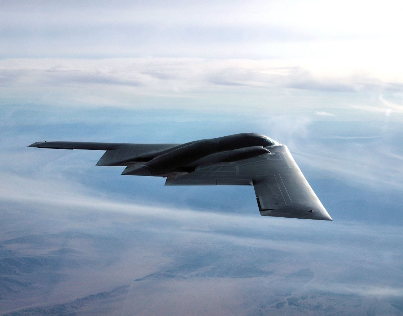 For Decades, No Aircraft Was Feared Like America's B-2 Stealth Bomber
