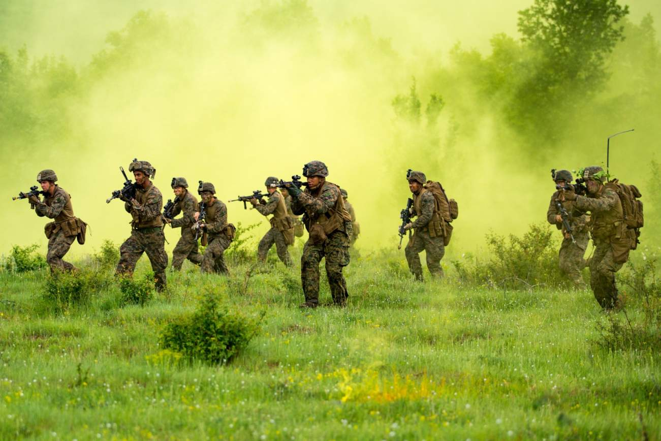 You're Dead: These 5 Marine Corps Are Real Killers