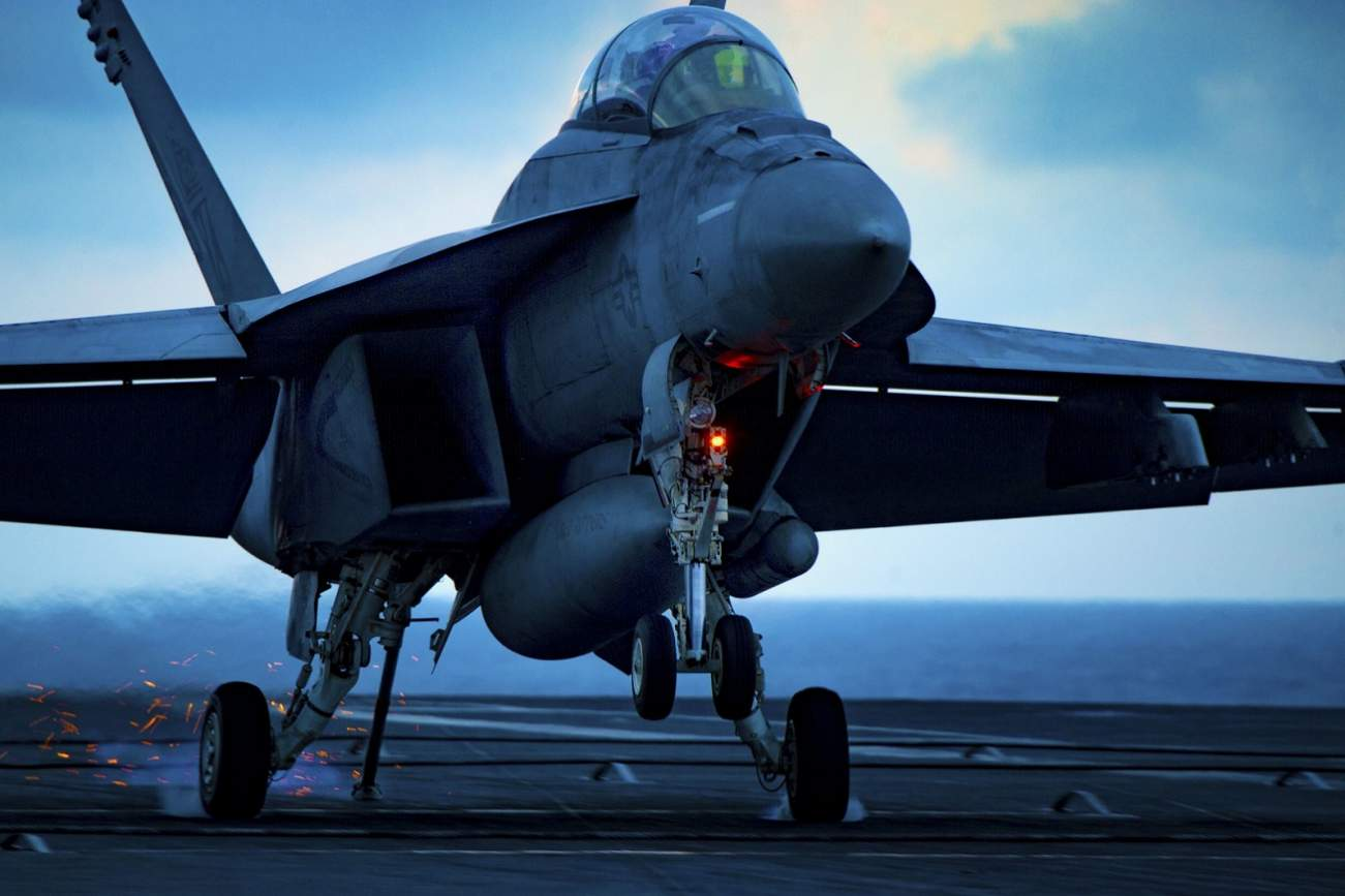 Boeing's F/A-18E/F Super Hornet Fighter: Headed to India?