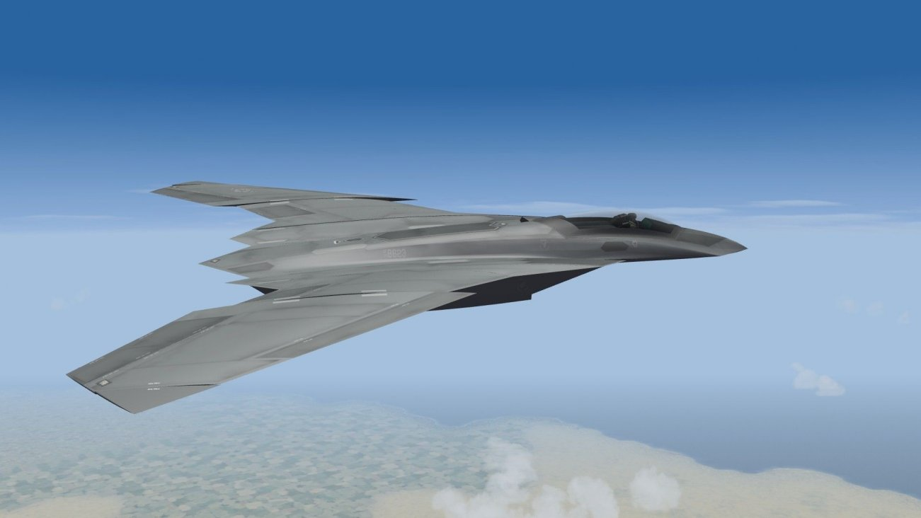 U.S. Air Force is Prototyping a Replacement for the Stealth F-35