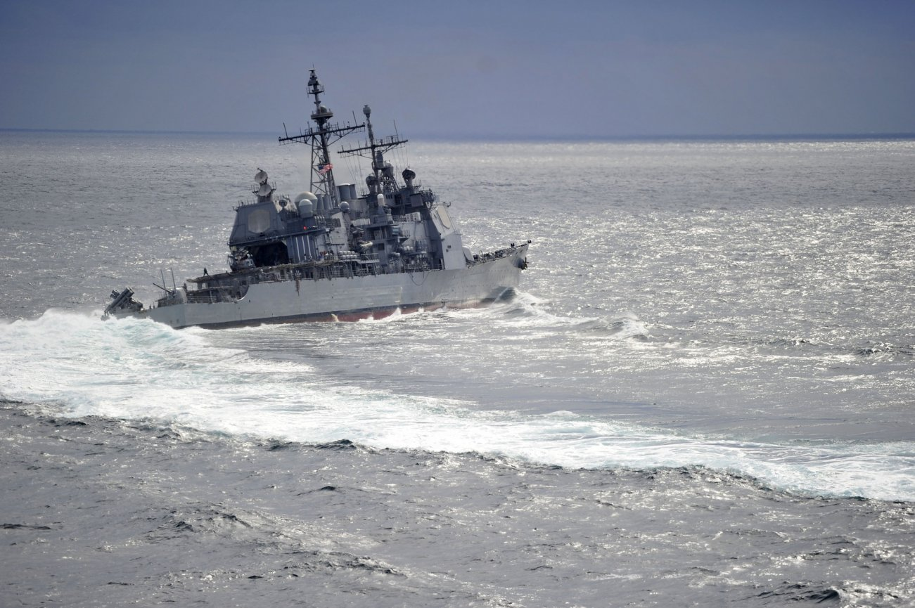 How to Save the U.S. Navy