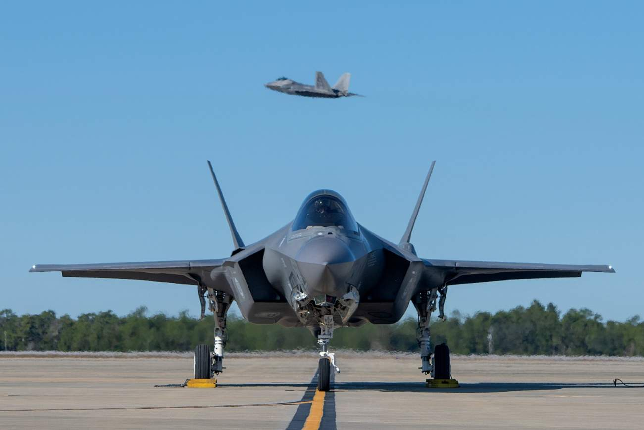 """Russia Wants America To Know That Its F-35s """"Will Never Be Alone"""" In Europe"""