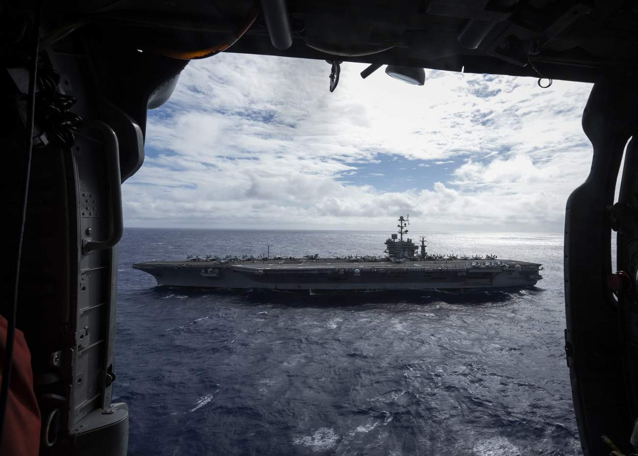 Why You Should Never Count Out the U.S. Navy