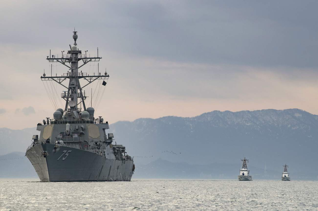 Why Not an American Admiral Gorshkov?   The National Interest