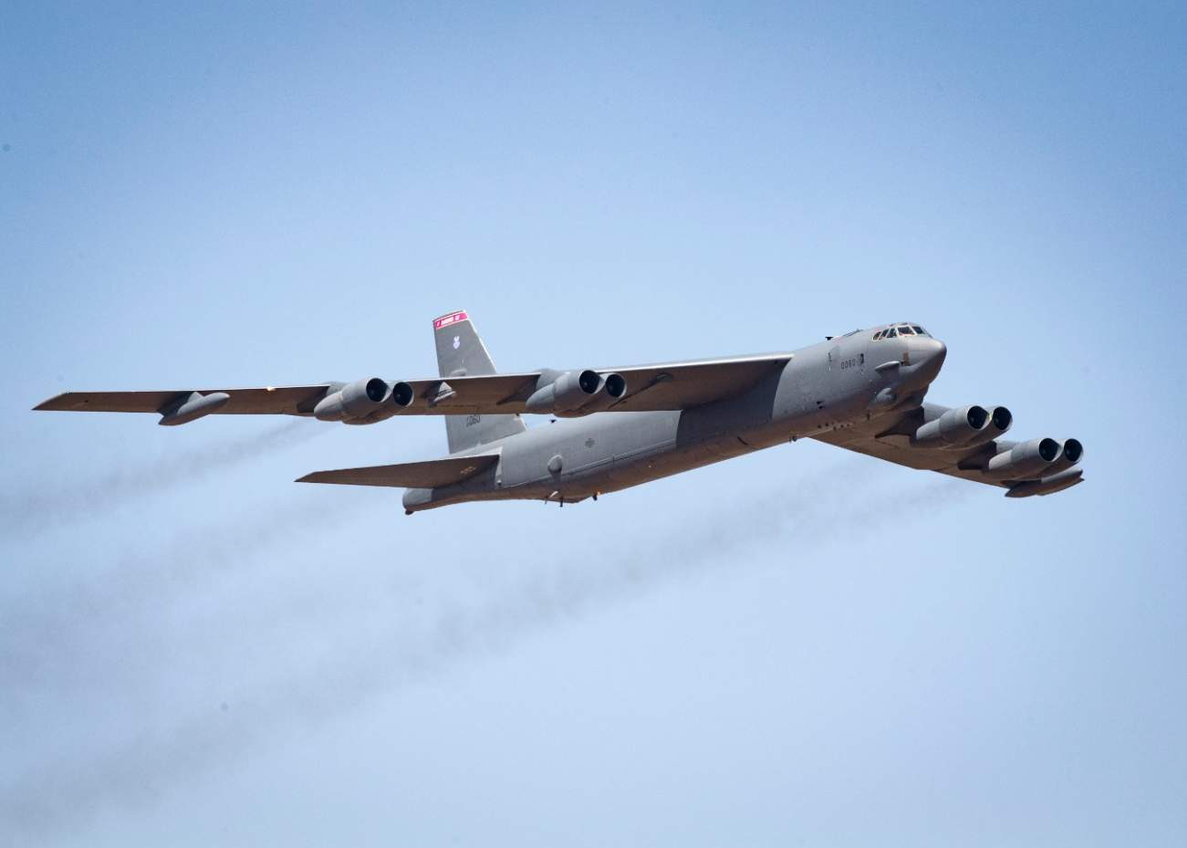 Giving B-52 Bombers To Israel Would Be More Trouble Than Its Worth