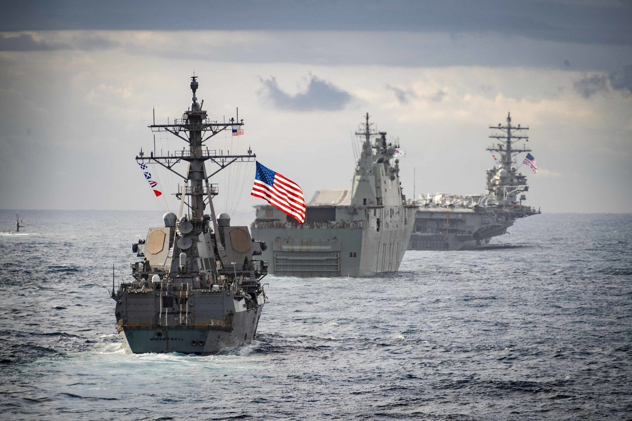 The U.S. Navy Has Big Plans to Stop Any Attack Against One of Its Warships