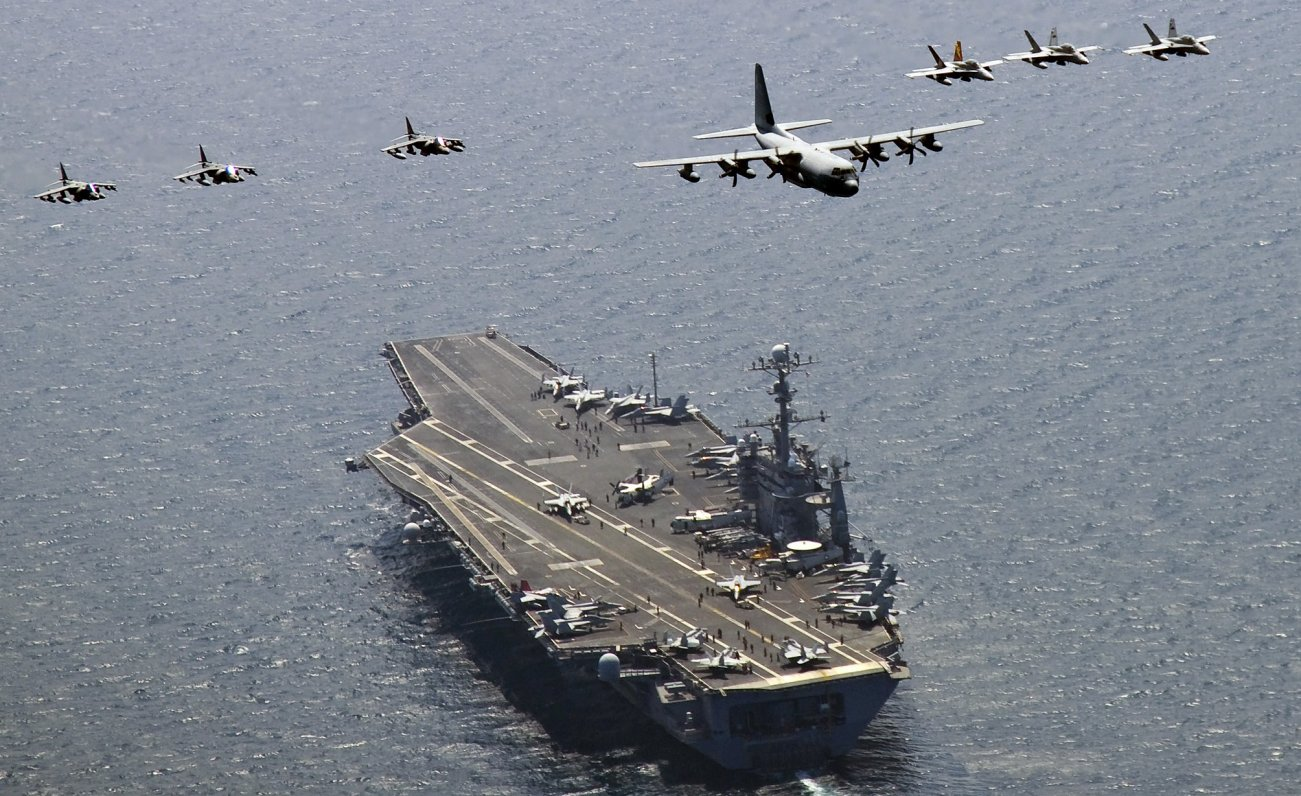 How One Simple Design Flaw Destroyed an Aircraft Carrier