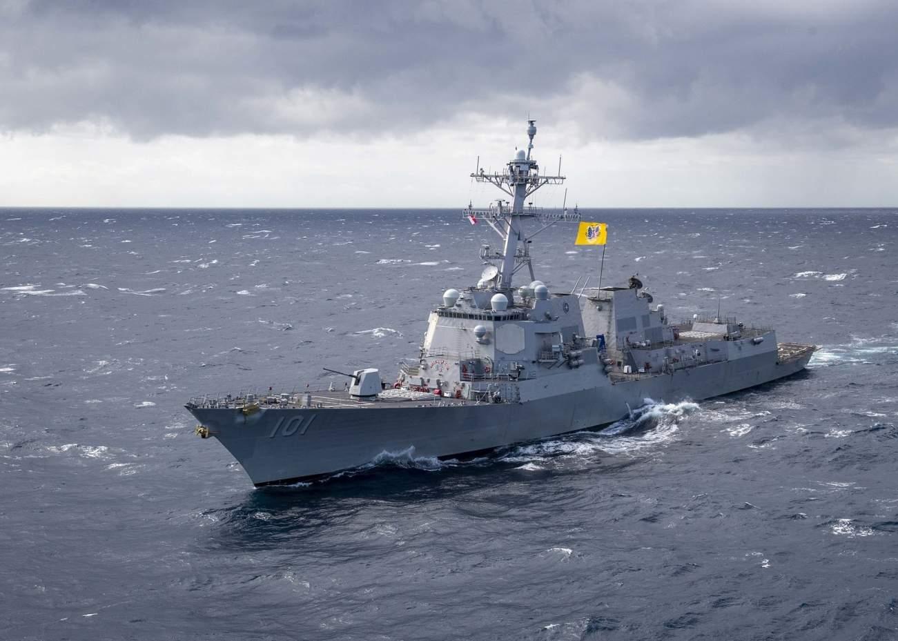 What if the U.S. Navy's Main Base in Norfolk, Virginia Sinks?