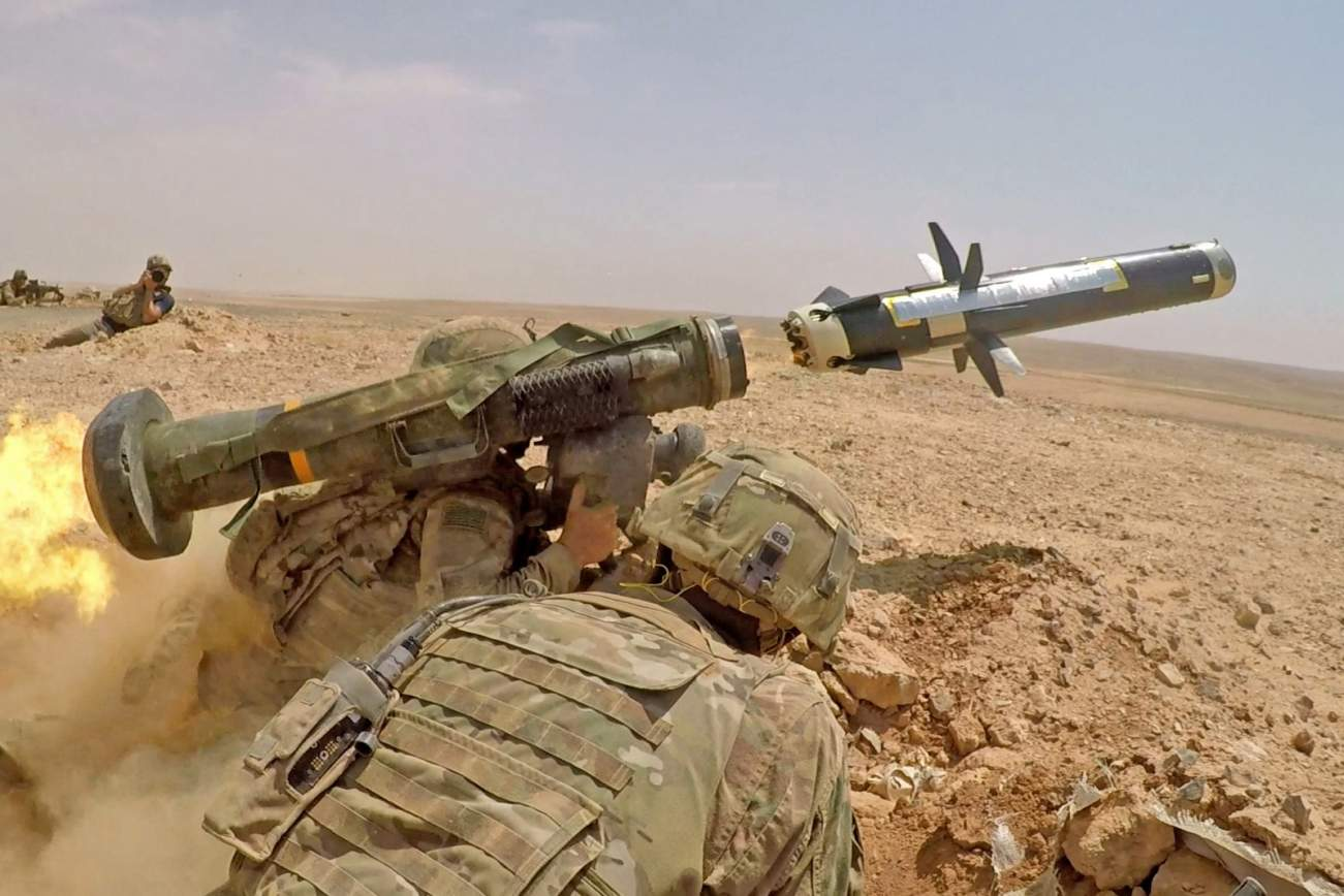 These 5 Weapons Make America's Army The Best In The World
