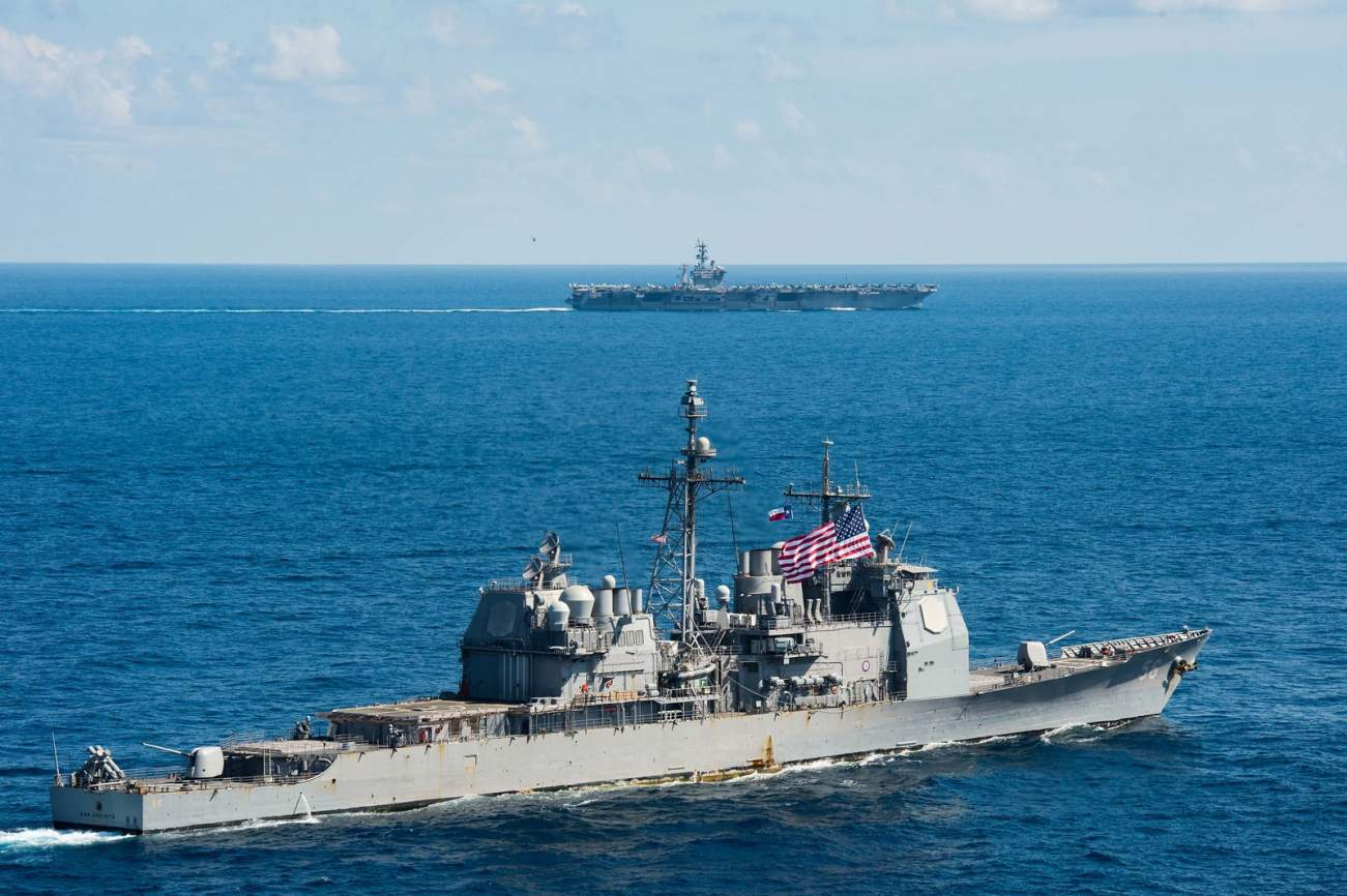 China and America Agree: The U.S. Navy is Too Small