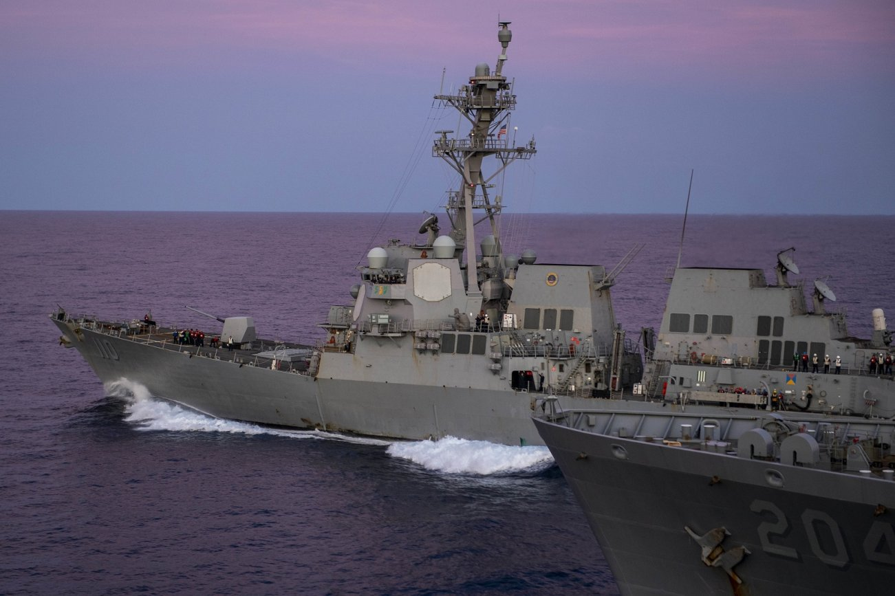 How China Would Fight the U.S. Navy (And Sink It) During a War