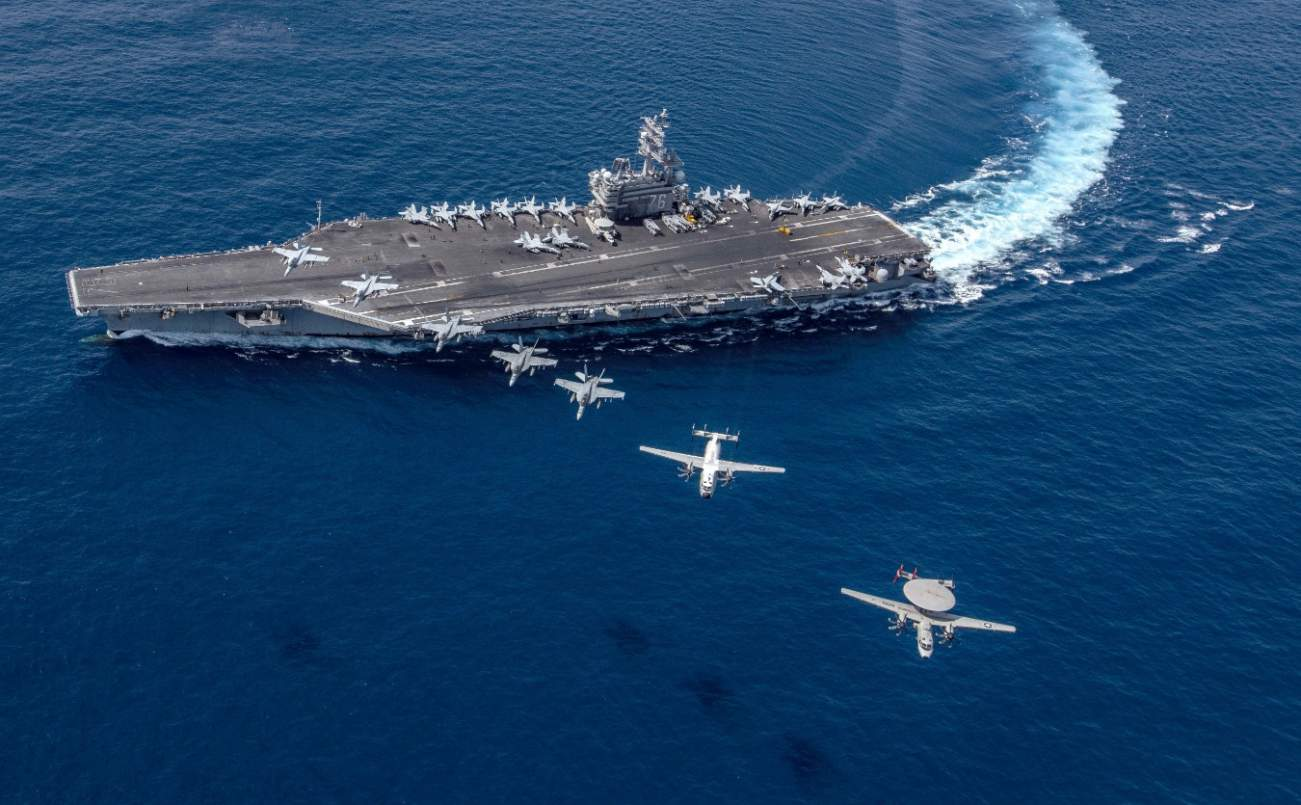 China Hopes To Blind America's Eyes Early On In A War