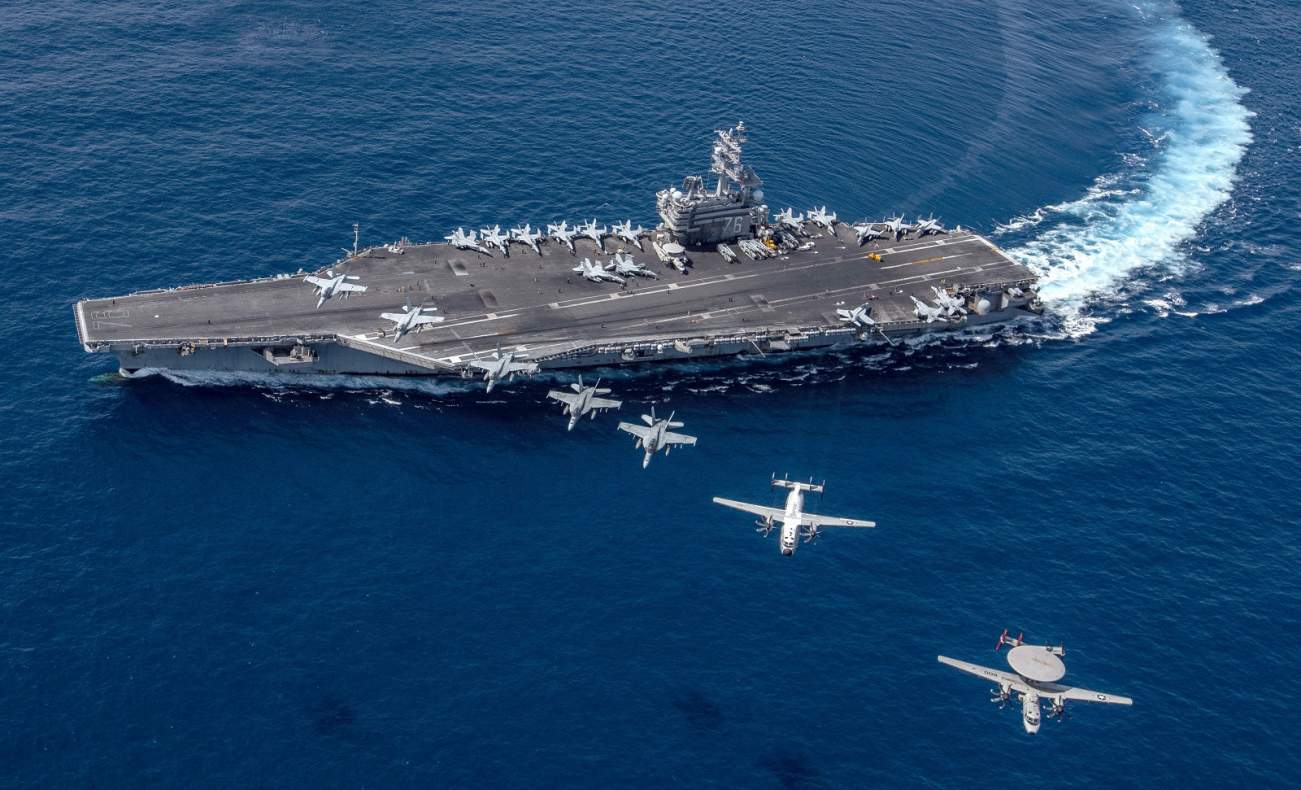 BEHOLD: Is China's DF-26 Missile a Real Threat to U.S. Navy Aircraft Carriers?