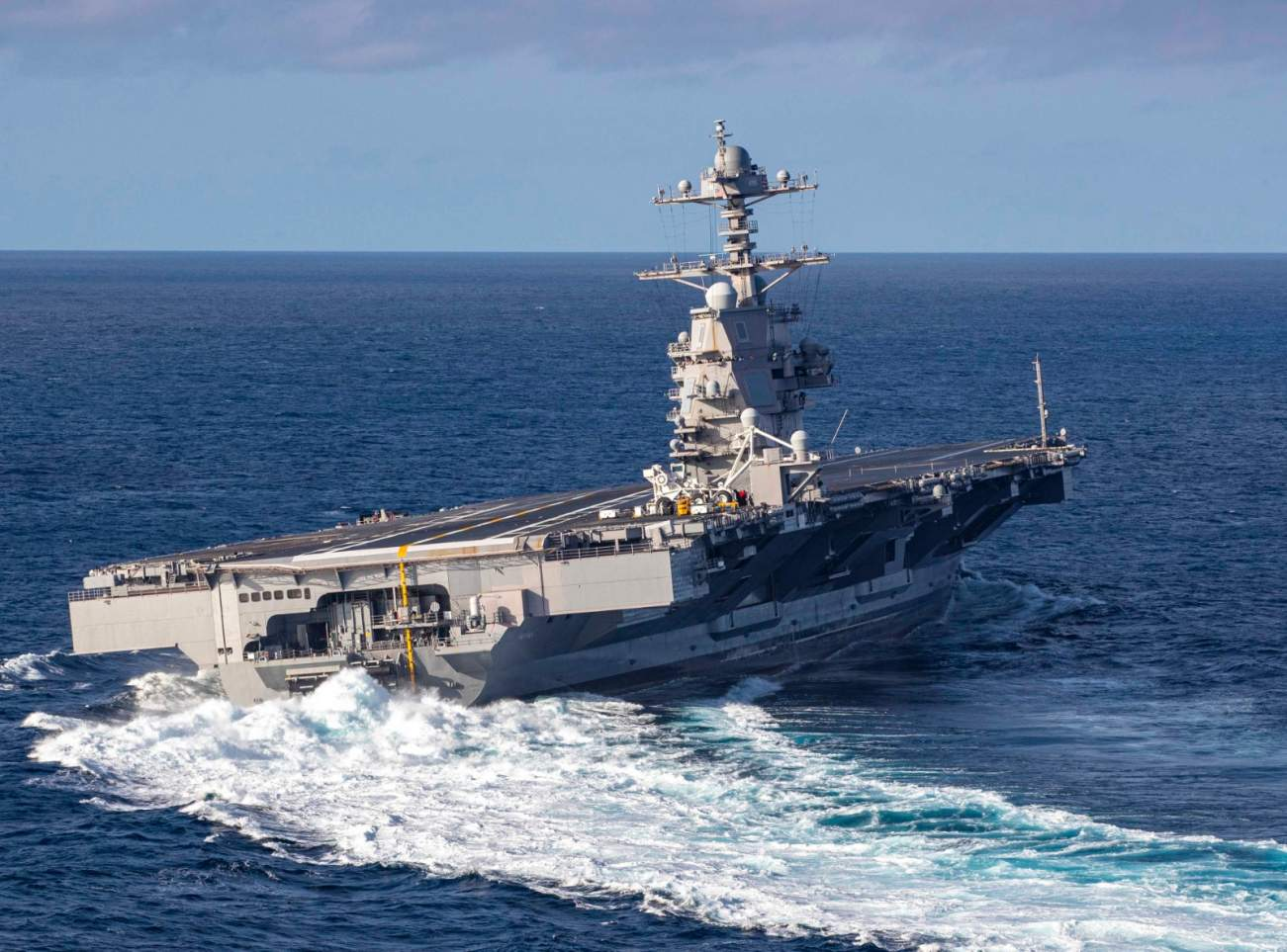 Could The Latest Threat To America's Aircraft Carriers Be From A Russian Anti-Tank Missile?