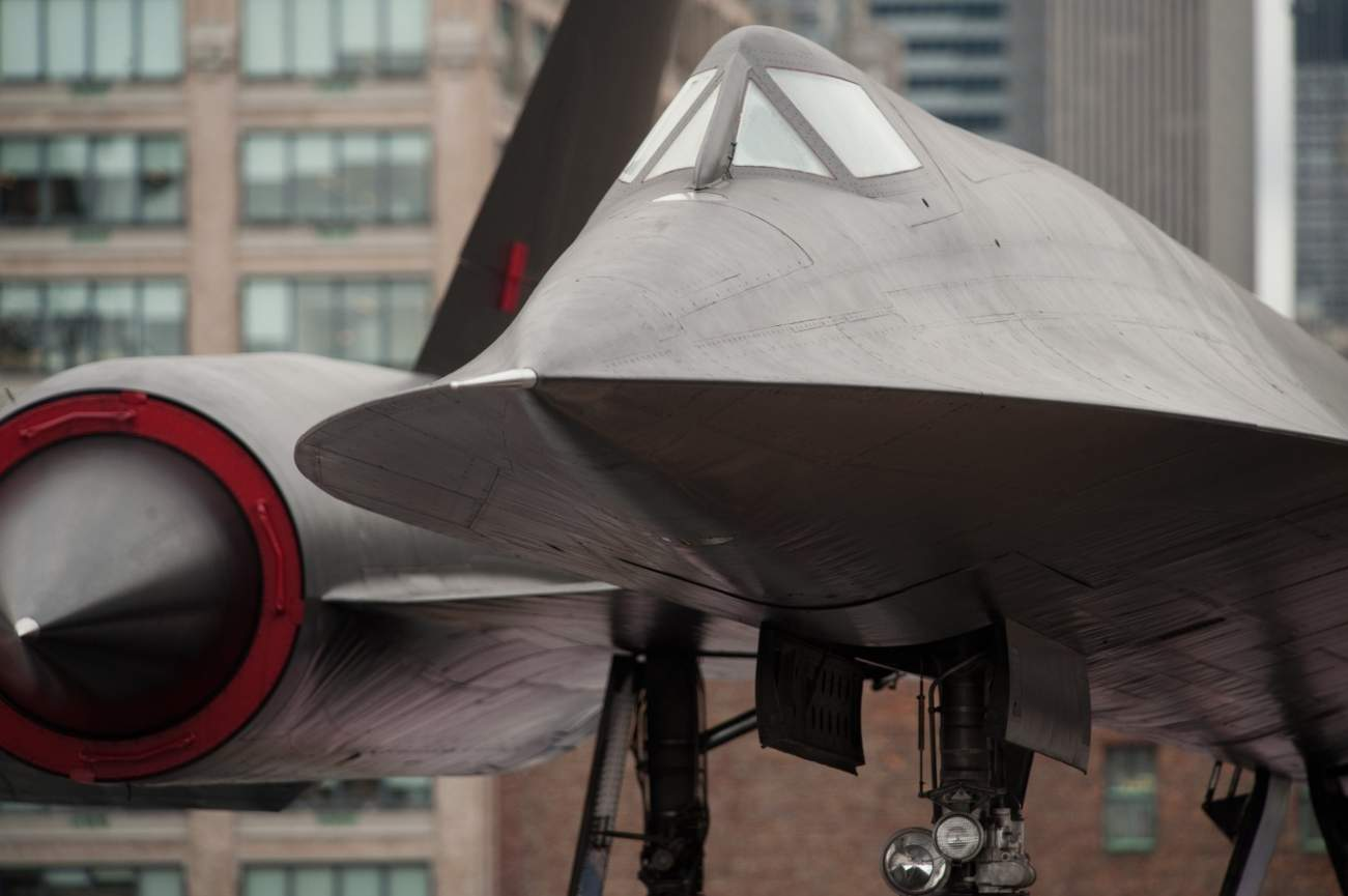 How the SR-72 Could Become a Mach 3 Military Monster