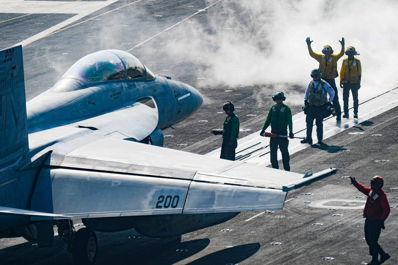 Is the U.S. Navy Going to Fight 'World War I' Against China?