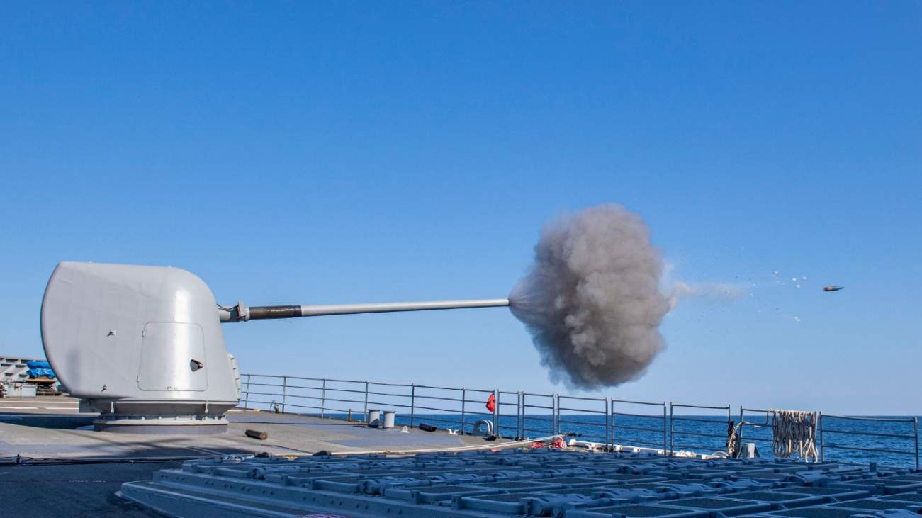 Surprise: China Stole The March On America's Electromagnetic Railgun