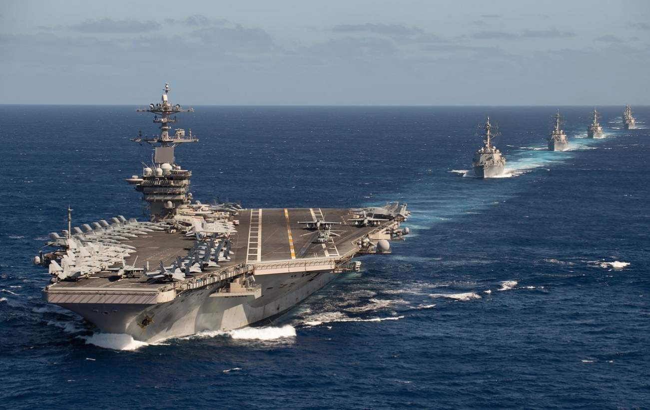 Why The Navy Revolted Over Nuclear-Armed Aircraft Carriers
