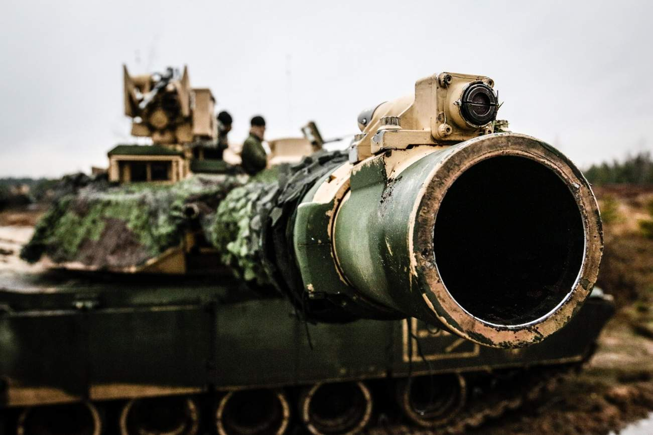 Is Russia's New Anti-Tank Weapon Aimed at the Army's M1 Abrams?